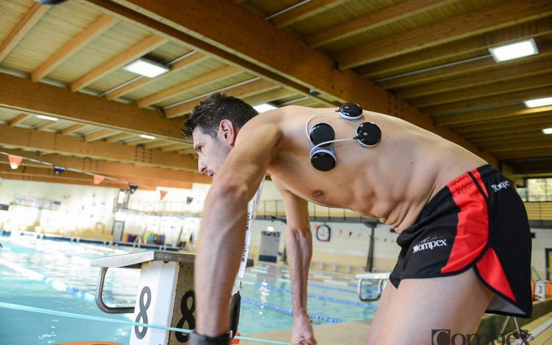 TO DO TRI e Compex. Train smarter. Recover faster.
